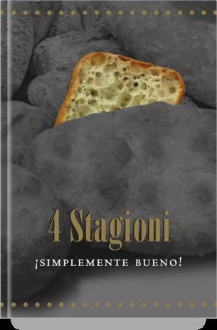 Catálogo 4 Stagioni