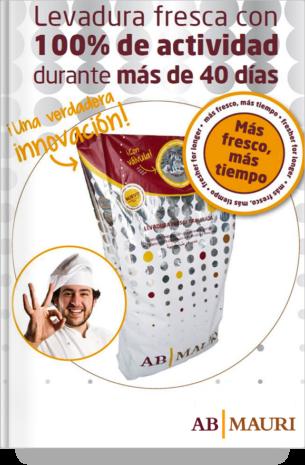 Catálogo Levadura Granulada