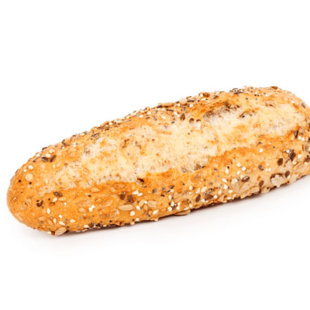 Pan con Semillas y Masa Madre