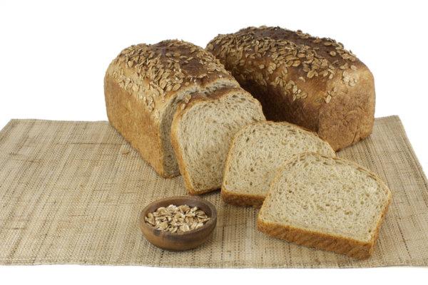Pan de molde con Espelta