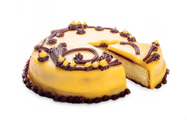 Tarta de Crema y Yema