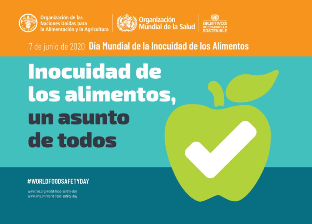 Dia Mundial De La Inocuidad De Los Alimentos Ab Mauri