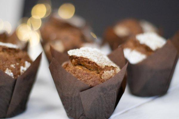 Muffins de Muesli