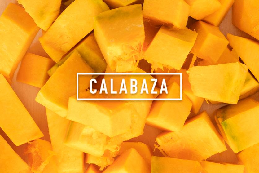 Ingredientes Funny Mix Calabaza